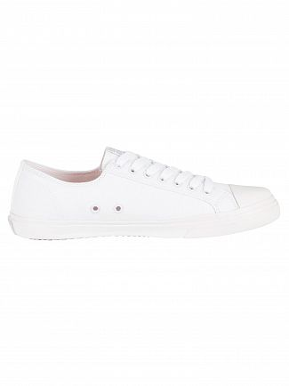 Superdry Optic White Low Pro Sneaker Trainers