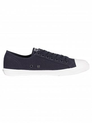 Superdry Navy Low Pro Sneaker Trainers