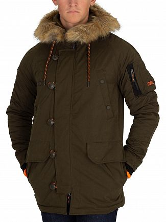 Superdry Army SDX Parka Jacket