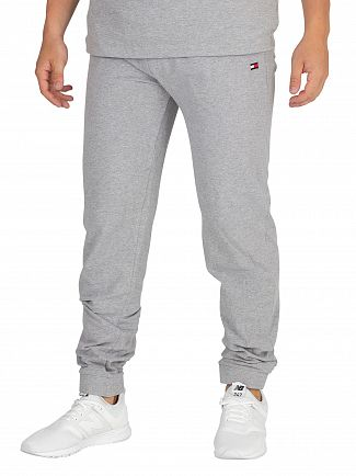 Tommy Hilfiger Grey Heather Jersey Joggers
