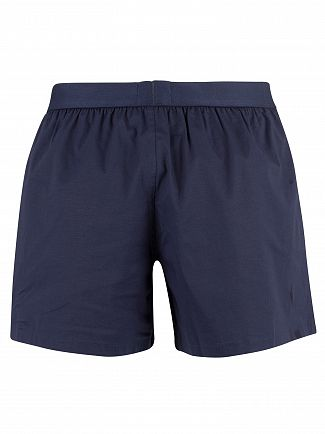 Tommy Hilfiger Navy Blazer Woven Trunks