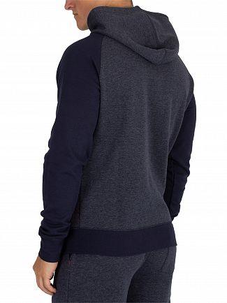 Tommy Hilfiger Navy Blazer Zip Hoodie