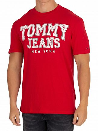 Tommy Jeans Samba Essential Graphic T-Shirt