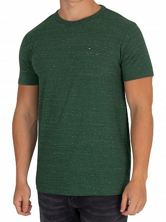 Tommy Jeans Hunter Green Essential T-Shirt