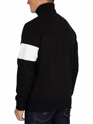 Calvin Klein Jeans Black Stripe Institutional Jumper