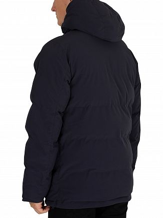 Carhartt WIP Dark Navy/Hamilton Brown Alpine Jacket
