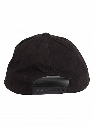 EA7 Black/Gold Train Core Baseball Cap