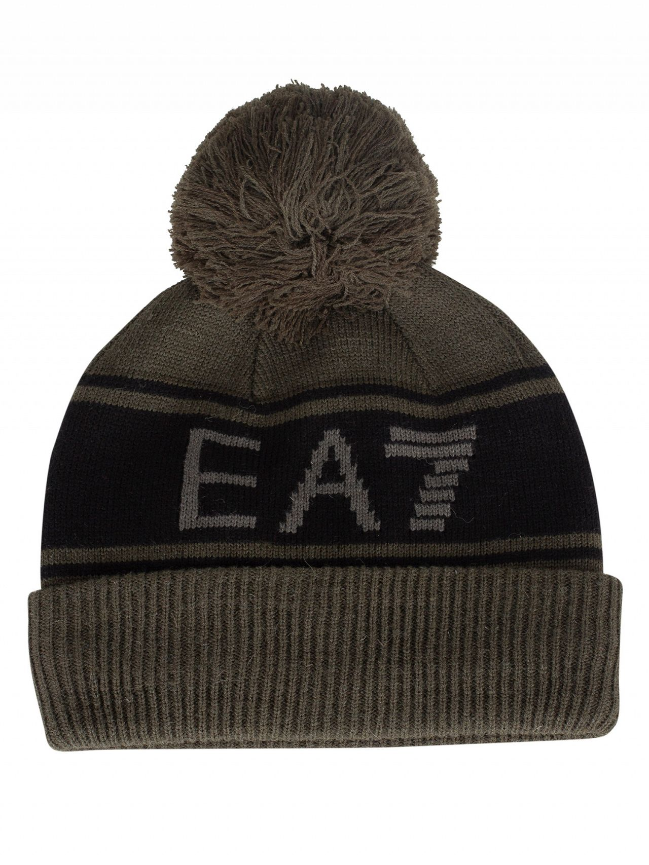 EA7 Forest Night Urban Beanie  1cd0f0e836a