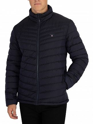Gant Navy The Airlight Down Jacket