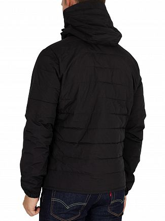 G-Star Dark Black Attacc Quilted Jacket