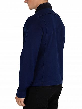 G-Star Sartho Blue Service Overshirt