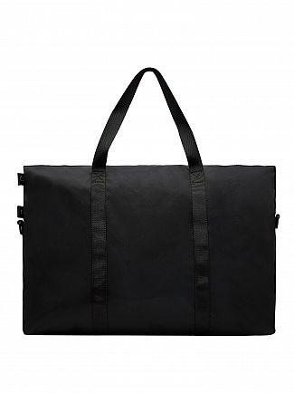 Hunter Black Original Weekender Bag