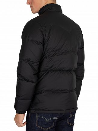 Levi's Black Down Barstow Puffer Jacket