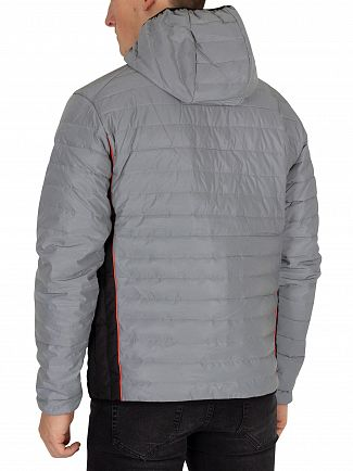 Nicce London Reflective Chromo Jacket