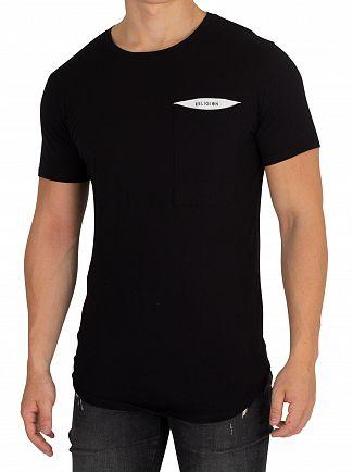 Religion Black Chapel T-Shirt