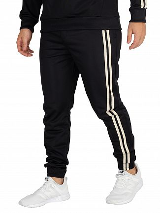Religion Black/Off White Jet Joggers