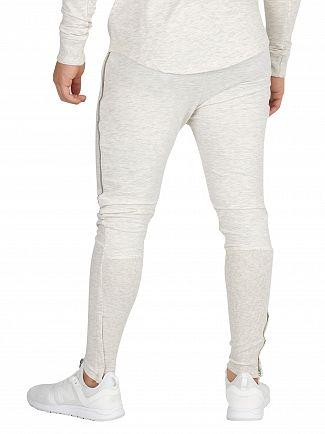 Sik Silk Snow Marl Zonal Track Joggers