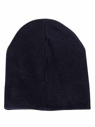 Superdry Eclipse Navy/Black Grit Orange Label Beanie