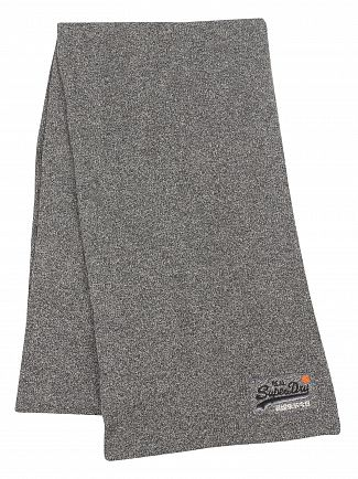Superdry Graphite Grit Orange Label Scarf