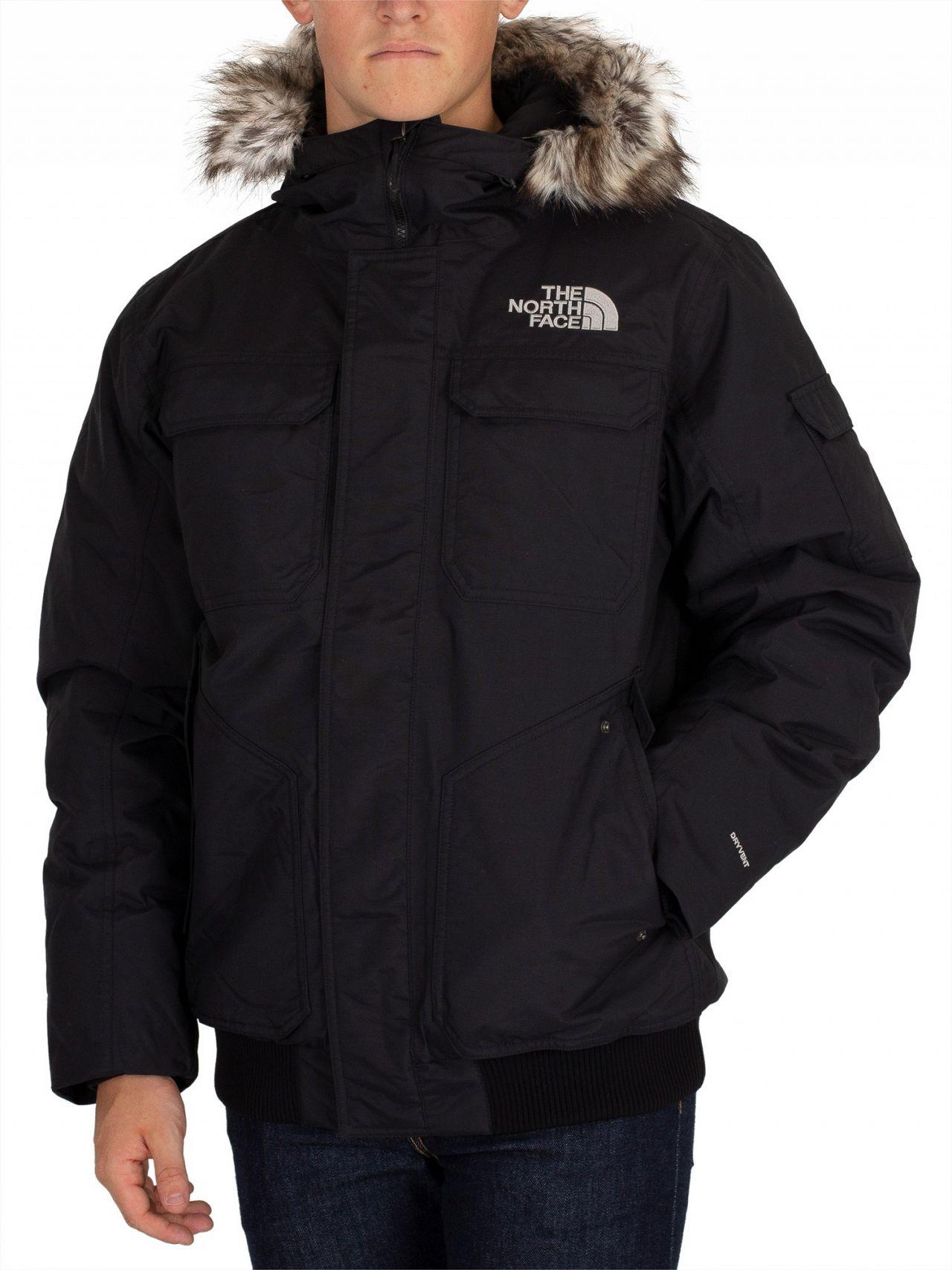 62ba3a5cc8b4 The North Face Black Gotham Jacket