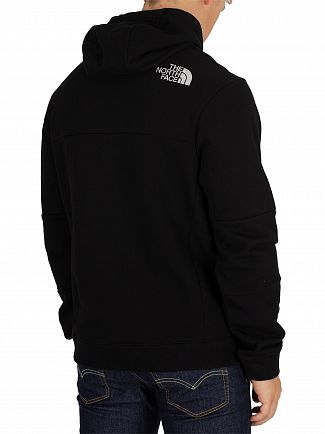 The North Face Black Himalayan Pullover Hoodie
