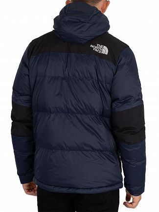 The North Face Navy/Black Light Down Jacket