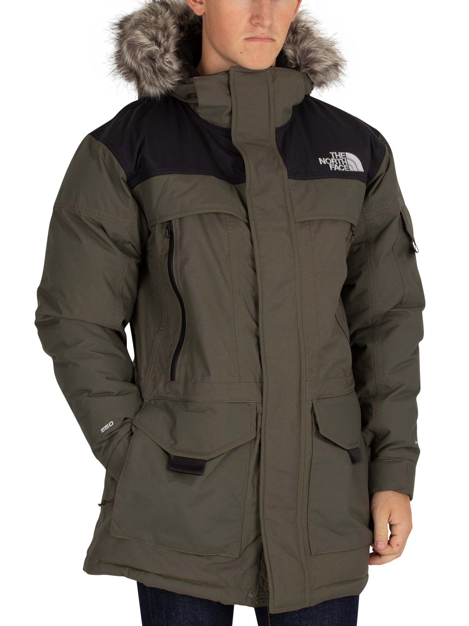 The North Face Murdo Park Jacket