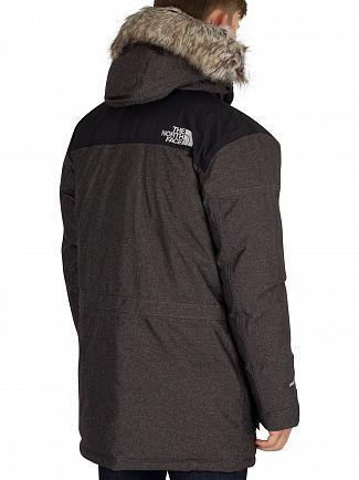 The North Face Dark Grey Murdo Parka Jacket
