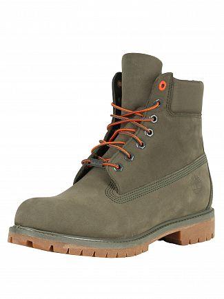 Timberland Grape Leaf 6 Inch Premium Waterproof Boots