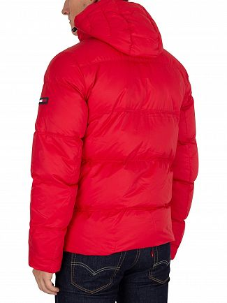 Tommy Jeans Samba Essential Down Jacket