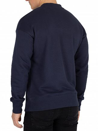 Jack & Jones Total Eclipse Hervey Graphic Sweatshirt