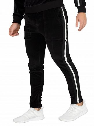 Religion Black/White Clash Joggers