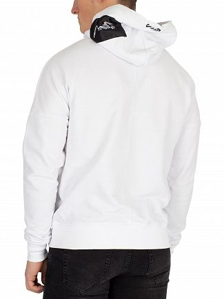 Religion White Moody Pullover Hoodie