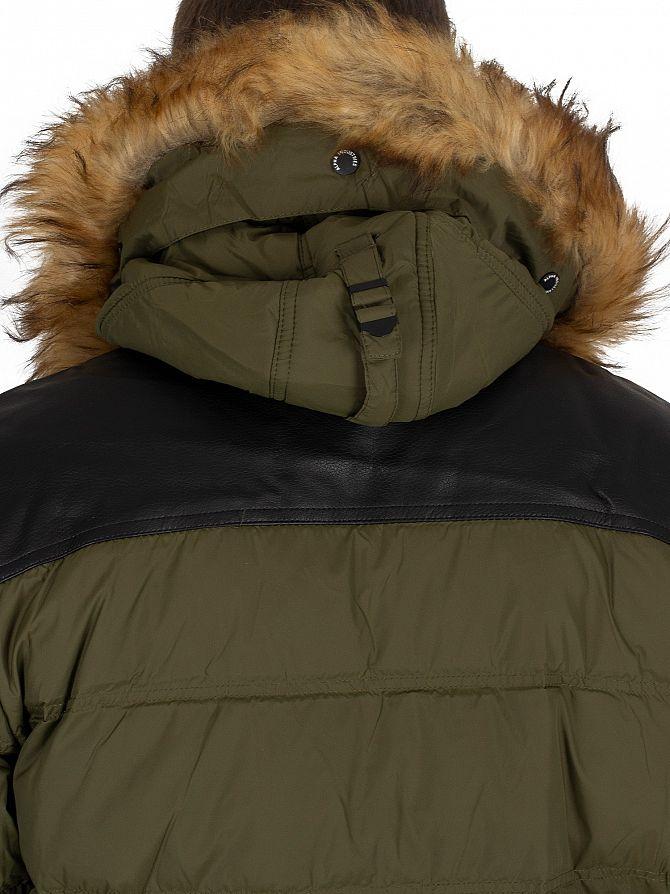 B Homme Vert Alpha N3 Ebay Industries Puffer Jacket qHwAvRt