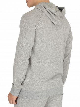 Calvin Klein Grey Heather Pullover Hoodie