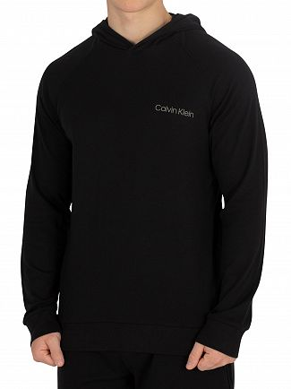 Calvin Klein Black Pullover Hoodie