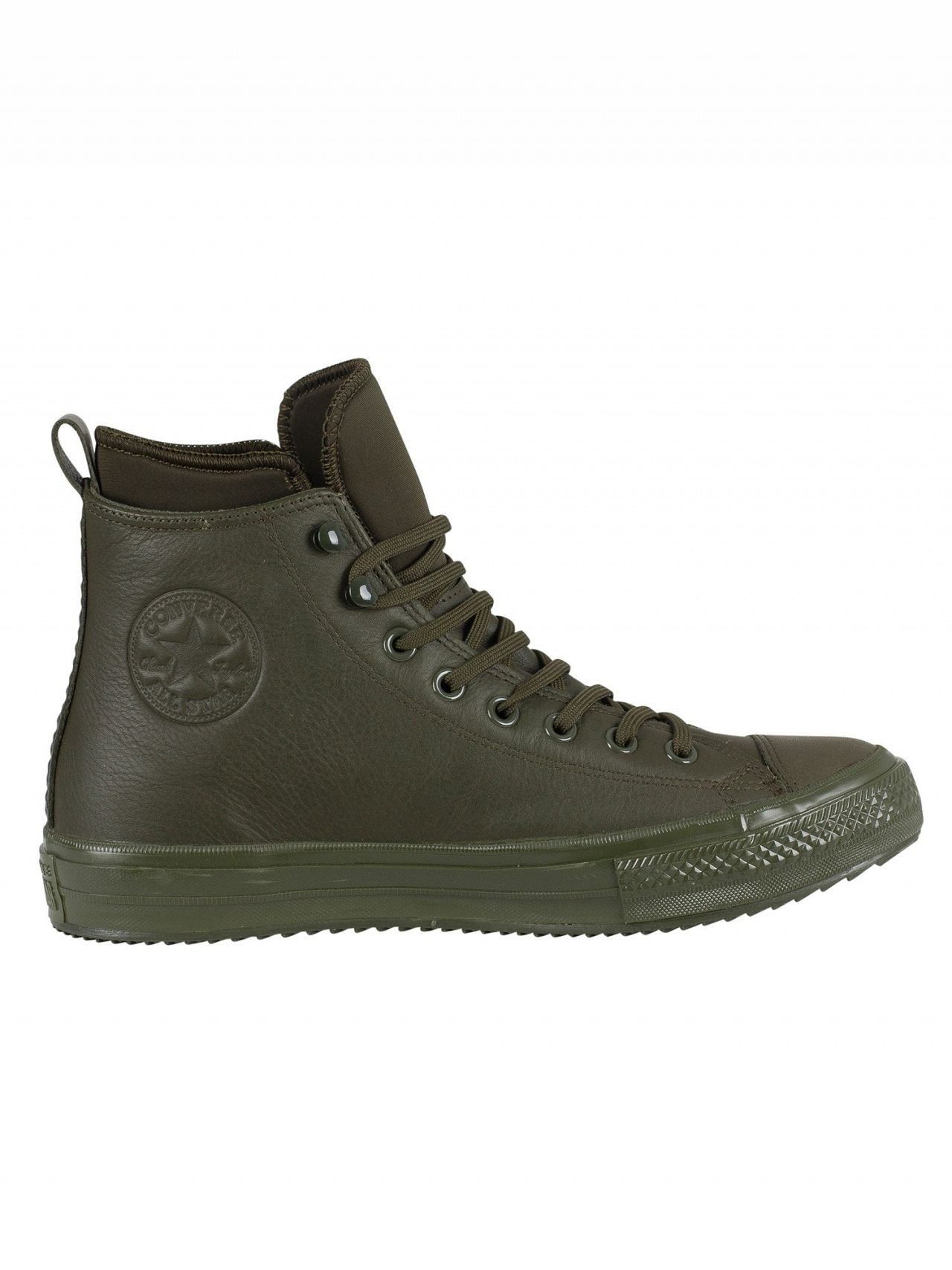 ac57e970d52d Converse Utility Green CT All Star Hi WP Leather Boots