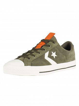 Converse Field Surplus Star Player OX Suede Trainers