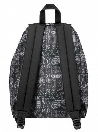 Eastpak Neon Worlds Padded Pak'R Backpack