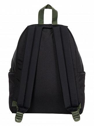 Eastpak Black/Moss Padded Pak'R Backpack