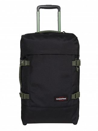 Eastpak Black/Moss Tranverz S Cabin Luggage