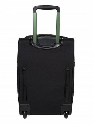 Eastpak Black/Moss Tranverz S Cabin Luggage