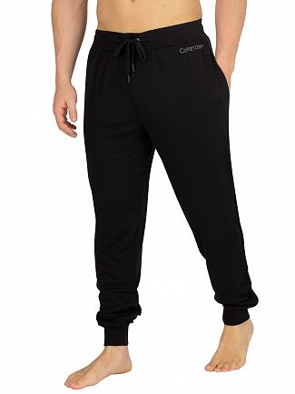 Calvin Klein Black Pyjama Bottoms