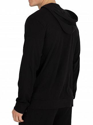 Calvin Klein Black Zip Hoodie
