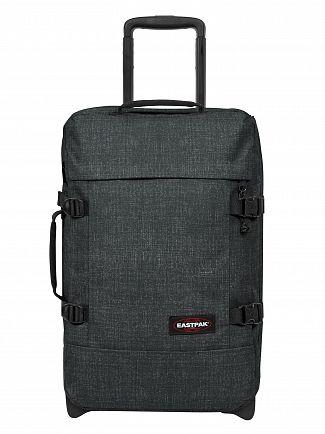 Eastpak Concrete Melange Tranverz Cabin Luggage Case