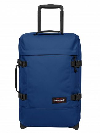 Eastpak Bonded Blue Tranverz S Cabin Luggage Case