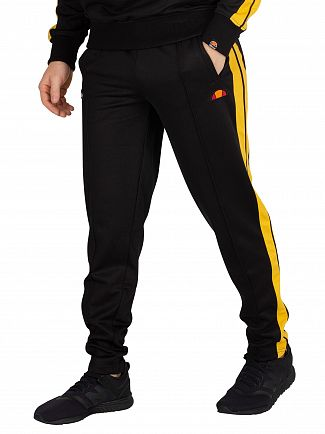 Ellesse Anthracite Cassed Track Joggers