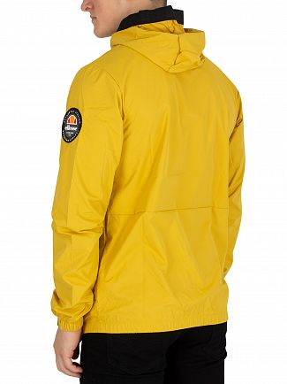 Ellesse Yellow Migliore Jacket