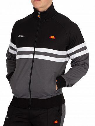 Ellesse Anthracite Rimini Track Jacket