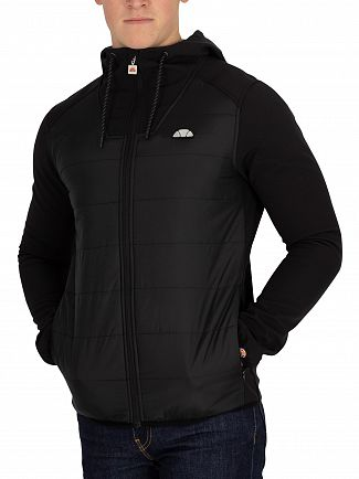 Ellesse Anthracite Staggio Jacket